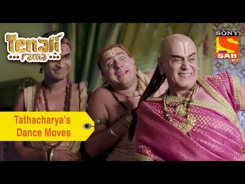 Your Favorite Character   Tathacharya's Dance Moves   Tenali Rama