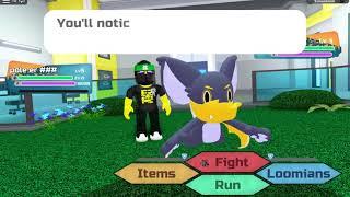 Roblox loomian legacy nu pokemon spil