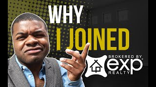 Why I Joined eXp Realty