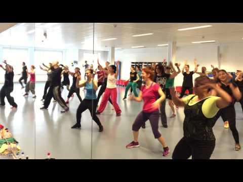 4STREATZ® Switzerland - masterclass, Activ Fitness Zurich