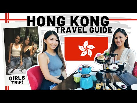 Hong Kong Travel Guide - Nightlife, Food & More! | heyraylee