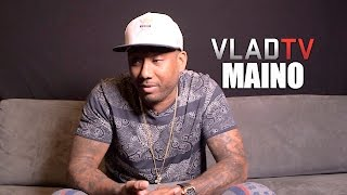 Maino Recalls Diddy Stepping to Him For Dissing Bad Boy Records