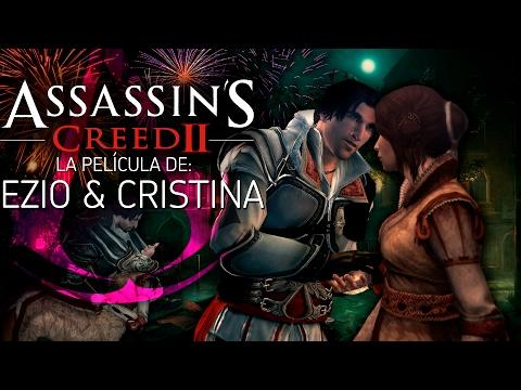 Assassin's Creed 2 | La Historia de amor de Ezio & Cristina | Película completa en Español
