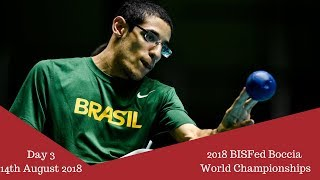 Day 3 | 2018 BISFed Boccia World Championships thumbnail
