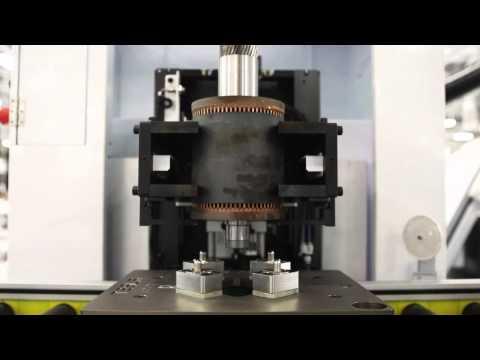 Tesla Motors - High Efficiency Electric Drive Unit
