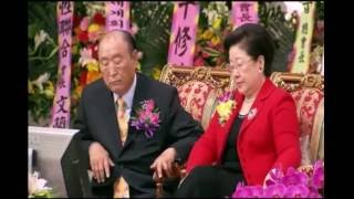 2008年4月18日文亨進様世界会長就任式のとき.