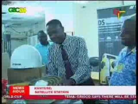 Ghana's Satellite Station to fully function soon