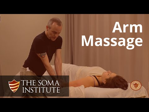 General Arm Protocol: Beginning Massage Techniques