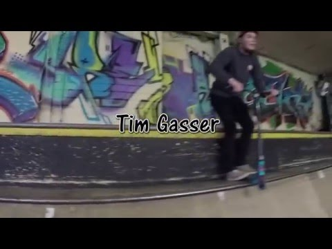 Tim gasser the scooter day edit ka films youtube - Swimming pools drank extended version ...