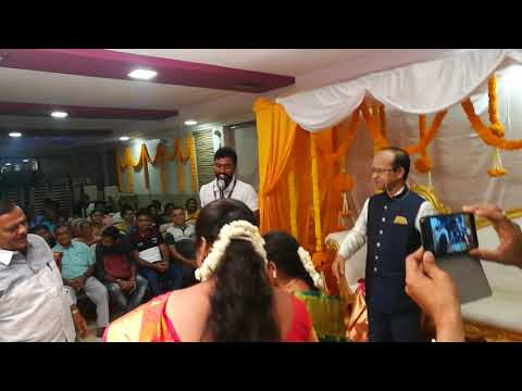 Chennai MC Lambo Kanna Conducted Energizer For All The Couples At Family Event 60th Birthday