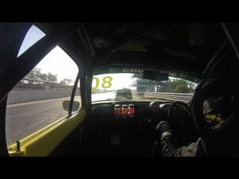 Simon Bulasch - Hidden Valley 2016 Race 1 - Mark I Ford Escort