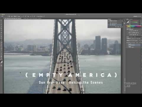 Erasing the Streets of San Francisco (Empty America)