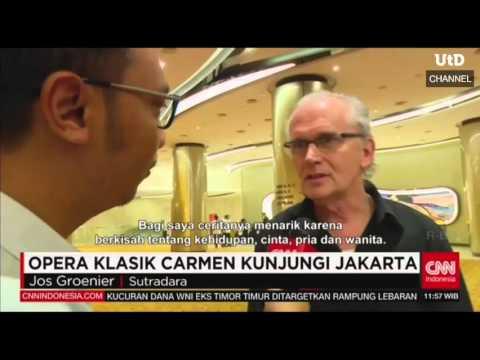 Opera Klasik CARMEN di Jakarta