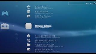 PS3 - HEN Toolbox Beta