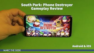 South Park: Phone Destroyer Gameplay Review