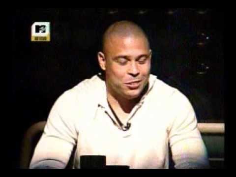 Ronaldo no Rockgol Bola na Fogueira