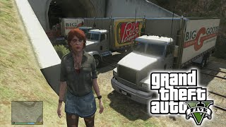 GTA 5 Funny Moments | Gameplay Grand Theft Auto V #6