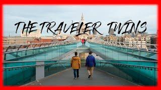 Travel ADDICT! 🌎| TRAVELER TWINS around the world! 👬