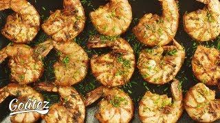 The Most Succulent Paprika Jumbo Shrimp Recipe