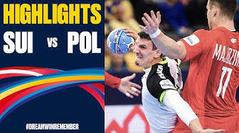 Switzerland vs. Poland Highlights | Day 4 | Men's EHF EURO 2020