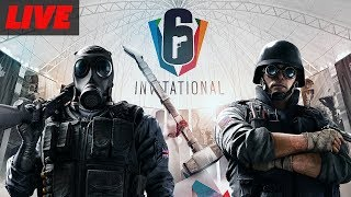 Rainbow Six Siege Invitational 2018 Championship Sunday (All Star Match, Outbreak, and Grand Finals) thumbnail