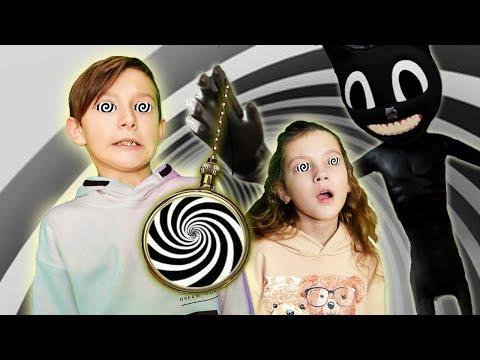 Картун Кэт показал Тиме ЧТО такое SCP ? Кто ПОСЛЕДНИЙ выйдет из гипноза ?!