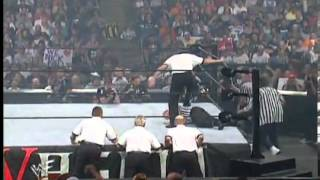 WWF Invasion (2001) - (WCW Referee) Nick Patrick vs (WWF Referee) Earl Hebner - 7/22/01