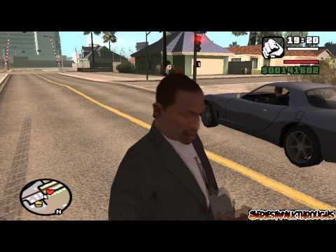 GTA San Andreas - Keycard Method #2 Dating Millie