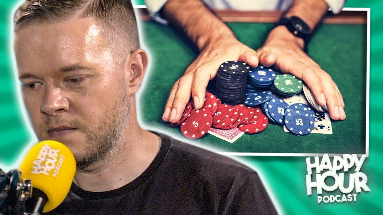 Mark Goldbridge on His Secret Gambling Addiction