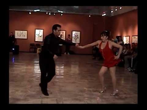 Salsa Dance Fusion = Salsa + Tango
