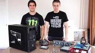 Inside Tech - PC Toplama Rehberi 3 - ''Orta Düzey Oyuncu Bilgisayarı''