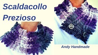 Uncinetto Da Amare Andy Handmade Viyoutubecom