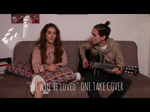"PABLO & DANIELA ""SHE WILL BE LOVED"" (ONE TAKE COVER)"