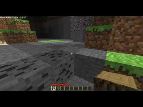 X098 - X's Adventures in Minecraft - 001 - Shelter from the Black of Night
