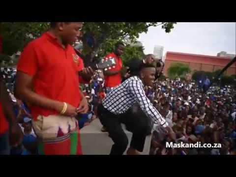 Gadla Nxumalo - EWorkshop, Thekwini (Inhlinini Yoxolo Launch - Khuzani Mpungose 2018 Album)