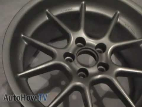How To Refinish Wheels Using Dupli Color Wheel Paint Youtube