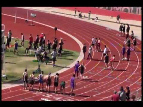 Boys/Girls 800 Meter Run Seeded