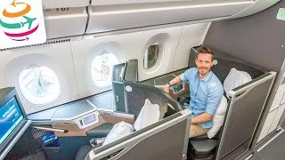 British Airways A350-1000 Club Suite, better than Qsuite! | YourTravel.TV
