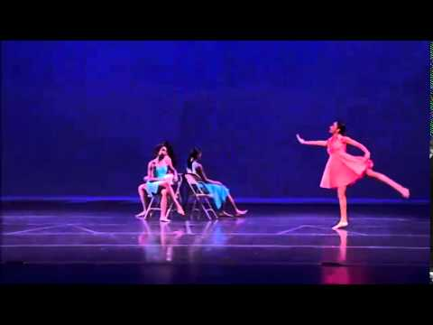barefoot in central park motor city dance factory youtube