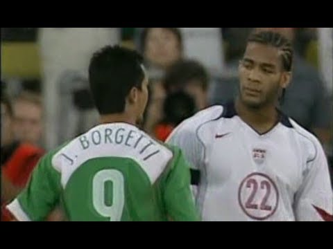 MNT vs Mexico: Highlights - Sept. 3, 2005