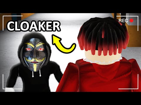 I Found CLOAKER In Roblox.. (Spy Ninjas / Chad Wild Clay)