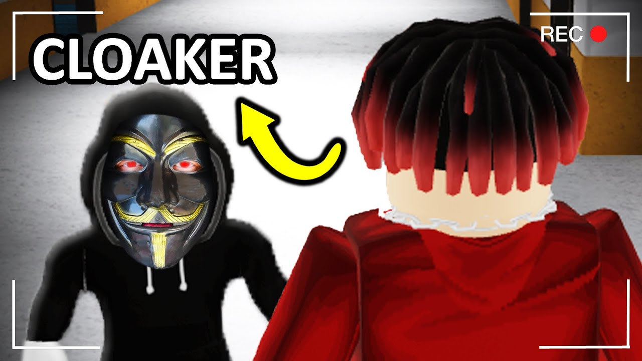 Roblox Cloaker I Found Cloaker In Roblox Spy Ninjas Chad Wild Clay Youtube