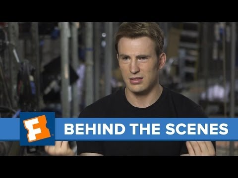 Snowpiercer  Chris Evans  Behind the Scenes  FandangoMovies