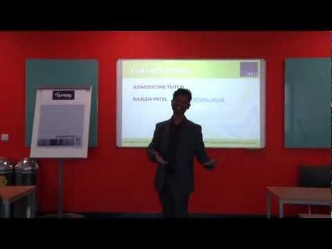 LJMU Open Day - BA Health & Social Care (HSCIFC) - Rajesh Patel