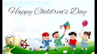 Happy Children's Day 2018 Wishes   Children's Day WhatsApp Status   #childrensday #whatsappstatus