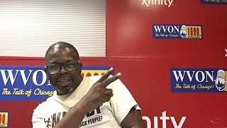 Watch The WVON Morning Show...Another  Legislator Leaves Springfield!