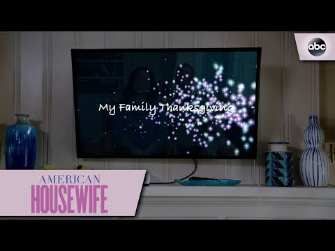 Anna-Kat's Thanksgiving Documentary - American Housewife