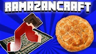 RAMAZAN PİDESİ YAPTIK - RAMAZANCRAFT 5
