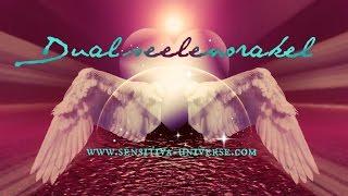 DUALSEELENORAKEL | Was geht in Deiner Dualseele vor sich?  ♥ SENSITIVA UNIVERSE