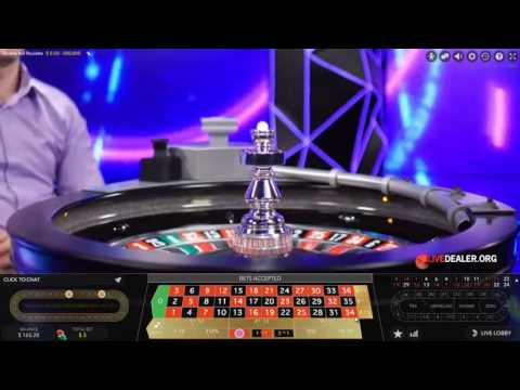 strategie roulette live